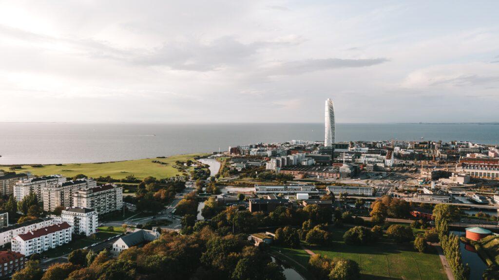 Malmö och Turning Torso