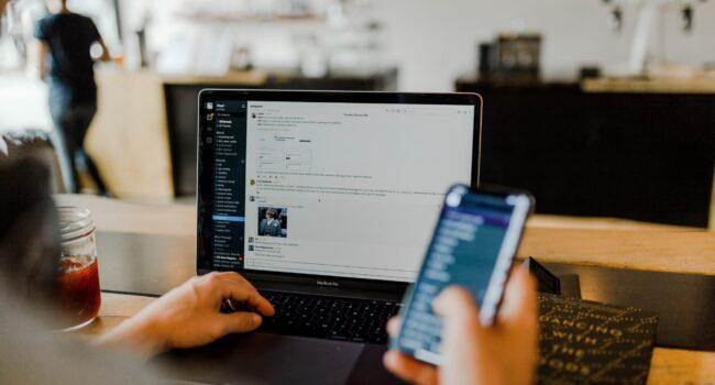 Wifi Dator och Mobil